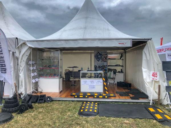 KRM-Trade na targach Agro-Show 2019 Bednary