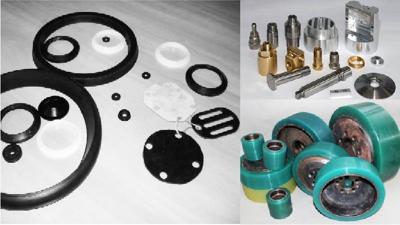 Części do produkcji przemysłowej